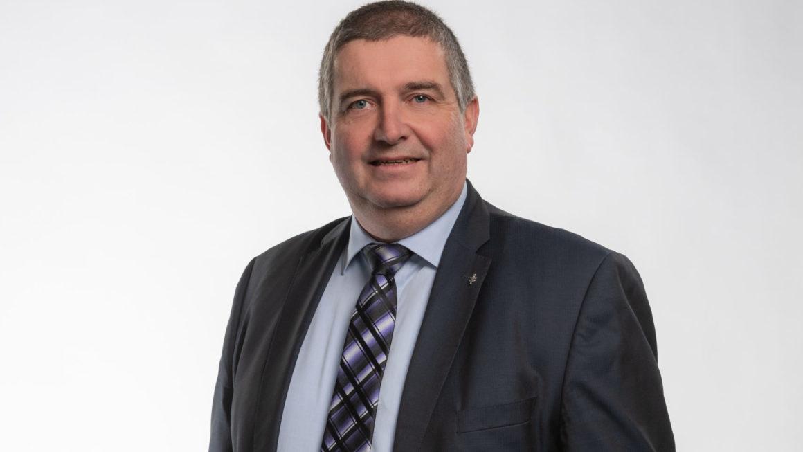 Pierre-Yves Rapaz candidat à la syndicature de Bex