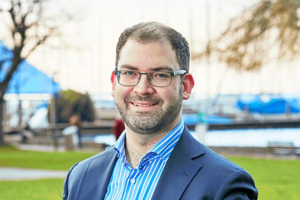 Dylan Karlen élu président de l'UDC Villeneuve et environs