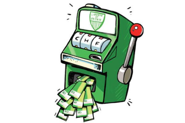 L'UDC refuse l'augmentation constante des charges sur les épaules des contribuables vaudois
